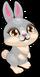 Cubby bunny common single
