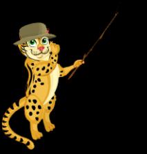 Fishing cat an