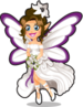Bride fairy single