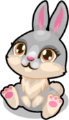 Bunny baby mile3 single