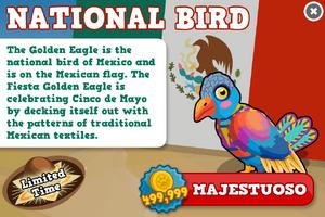 Golden eagle modal