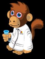 Mad Scientist Monkey single