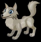 Dire wolf single