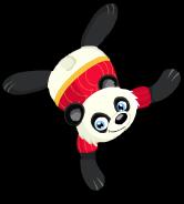 Silk road panda an