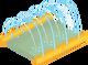 Wet Slide Midsection