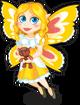 Goldilocks fairy single