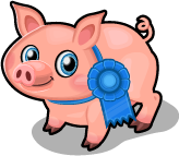 Prize pig single