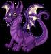Galaxy dragon single