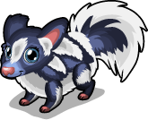Spotted skunk single