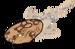 Wobbegong shark single