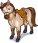 Quarter horse single