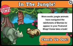 Sumatran rhino modal