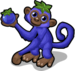 Blueberry monkey single
