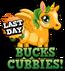 Bucks cubby pegasus last hud