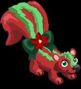 Christmas skunk single