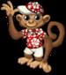 Honeymoon monkey single
