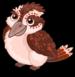 Outback kookaburra single