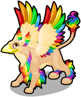 Rainbow griffin single