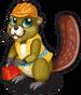 Working beaver single