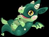 Cubby Dragon