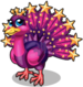 Party peacock single
