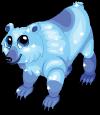 Glacier bear static
