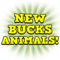 New bucks animals hud