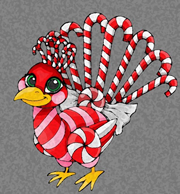 PeppermintPeacock 1