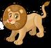 African lion single