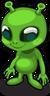 Alien single