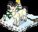 Christmas deluxe deer single