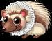 Croquet hedgehog single