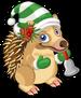 Caroling hedgehog single