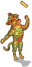 Fortune tiger an