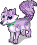 Wisteria fox single