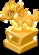 Dragon baby trophy