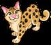 Tsushima leopard cat single
