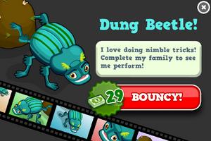 Dung beetle animators modal