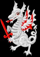 Royal dragon single