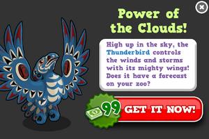 Thunderbird modal