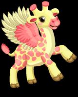 Giraffe angel single