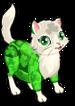Quilt cat single