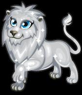 Silver lion single