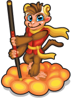 Wukong monkey single