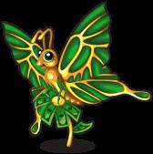 Bucks butterfly single