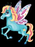 Pixie pony static
