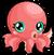Cubby Octopus Common single