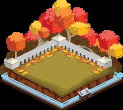 Autumn habitat