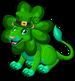 Clover lion single