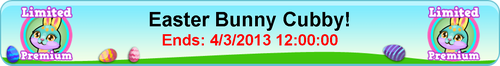 Goal cubby bunny easter title